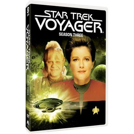 Star Trek Voyager: Season Three (DVD) ()