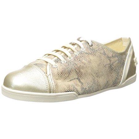 Butterfly Twists Women's Mia Fashion Sneaker, Nude, 40 EU/9-40 M US Butterfly Sneakers Shoes