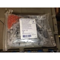BD ORAL SYRINGE CLEAR 100/BX 5ML By BECTON DICKINSON,USA