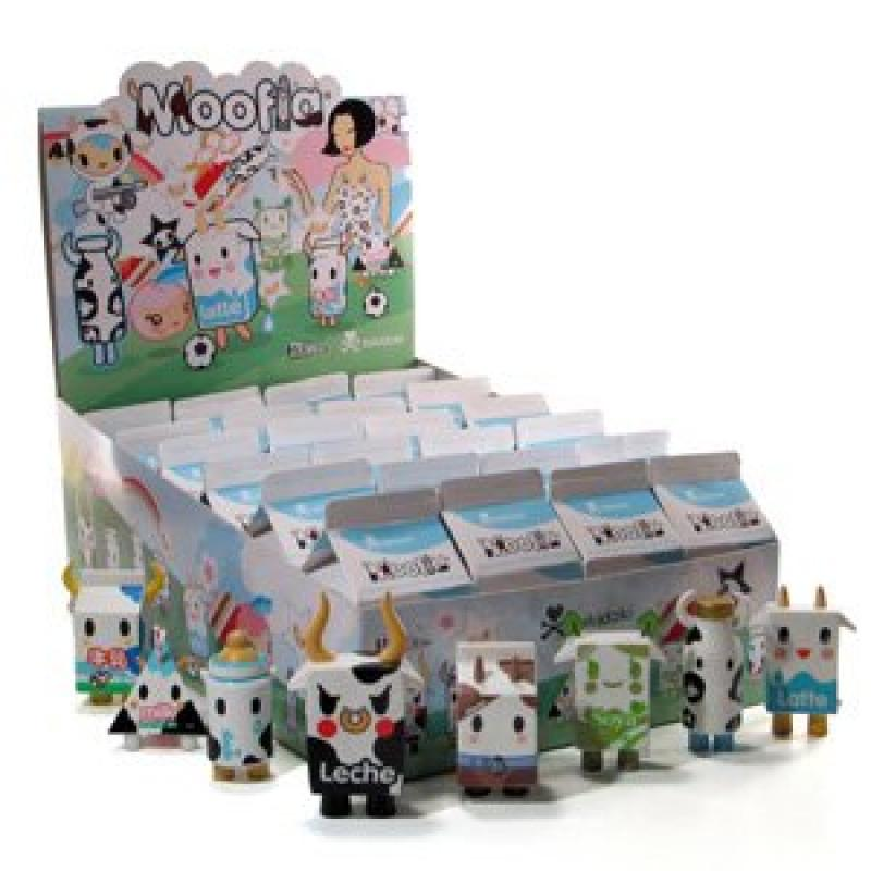 Diamond Tokidoki Moofia Mini Figures Box of 24