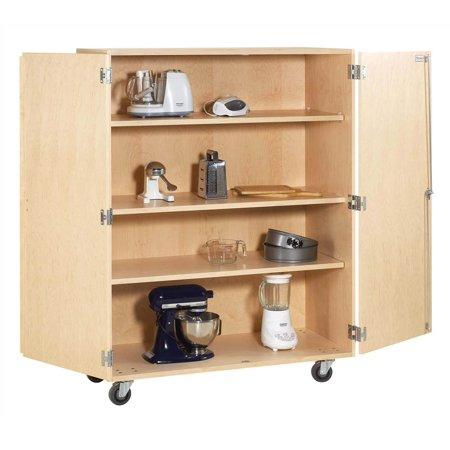 Extra Large Mobile Storage Cabinet Walmart Com