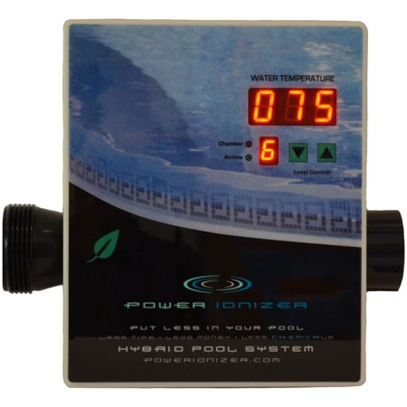 Power Ionizer Swimming Pool Water Sanitizer Replacement Chamber