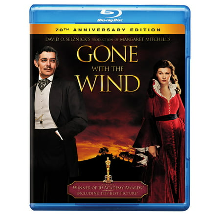 Gone With the Wind (70th Anniversary Edition) (Blu-ray)](Scarlett Costume Gone With The Wind)