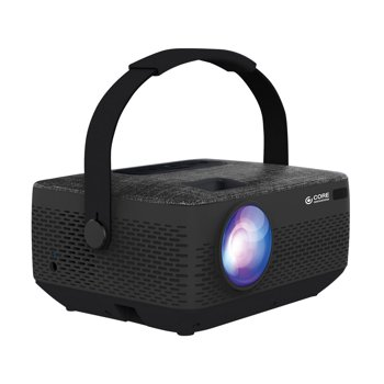 Core Innovations CJR720BLHD LCD Home Theater Projector