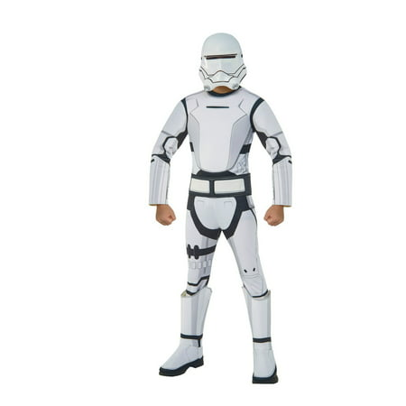 Star Wars the Force Awakens Child Deluxe Flametrooper