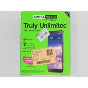 Simple Mobile Prepaid LG Solo (16 GB) - Gray
