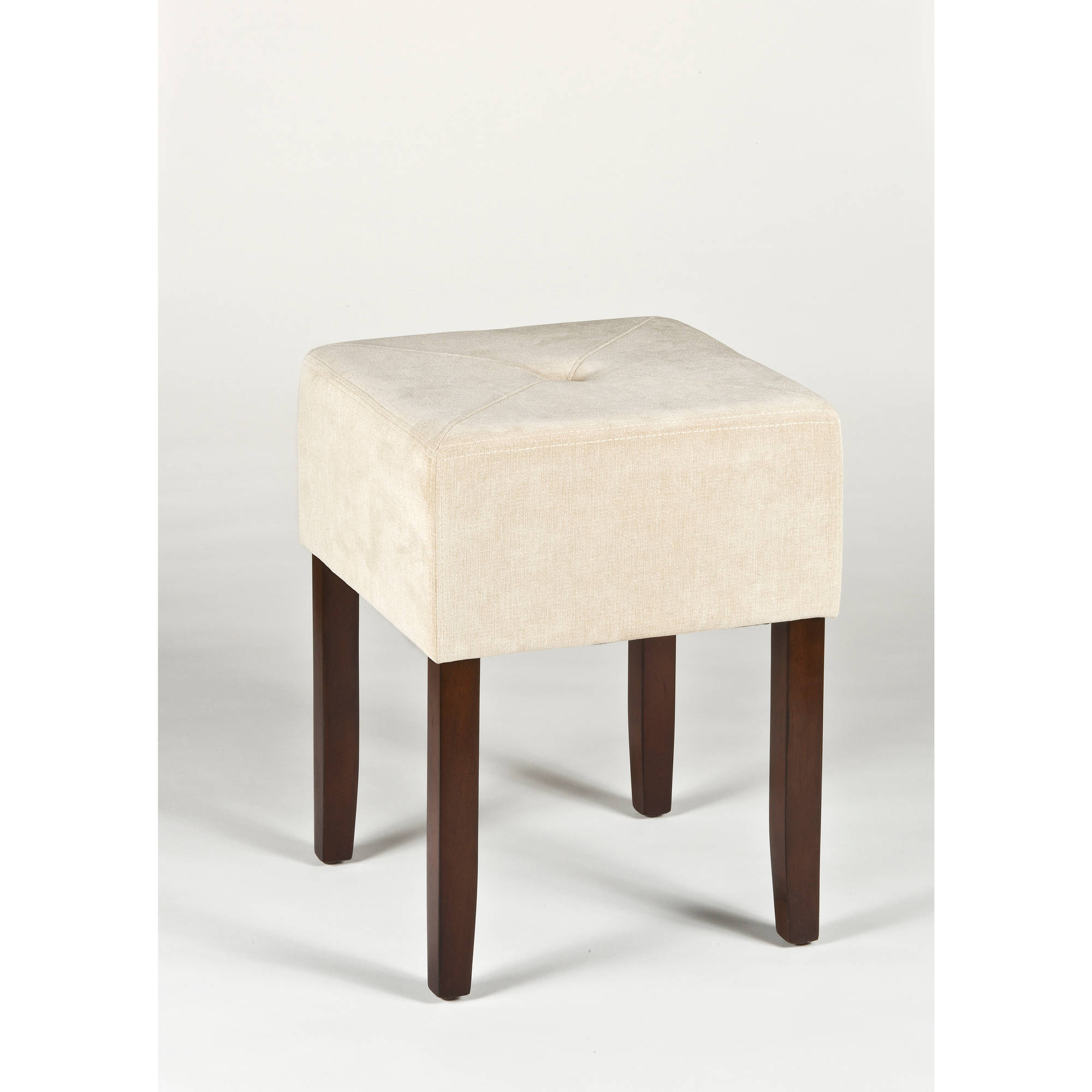 Bellamy Backless Vanity Stool - Walmart.com