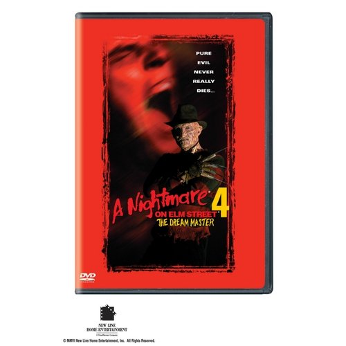 A Nightmare On Elm Street 4: The Dream Master (Full Frame, Widescreen)