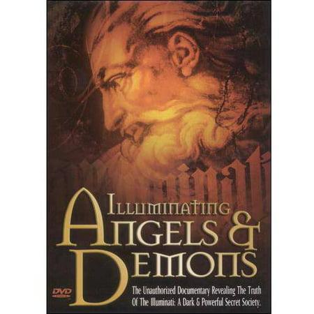 Illuminating Angels & Demons (Full Frame) (Illuminated Chakras Dvd)