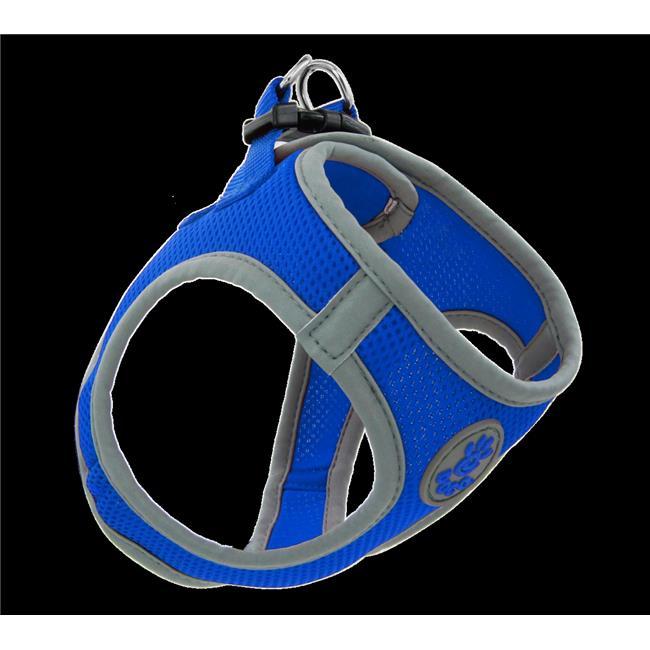 Doco DCA306-S8M Athletica Quick Fit Mesh Harness Leash, Orange - Medium