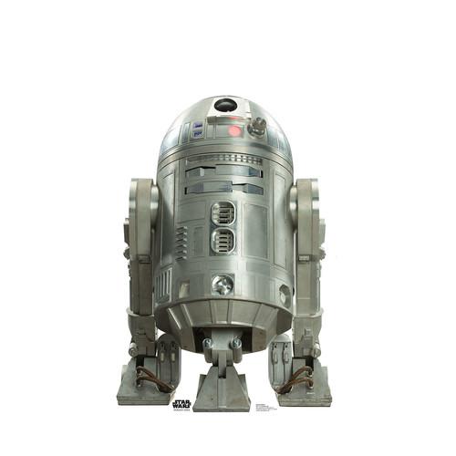 Advanced Graphics Star Wars Rogue One R2-BHD  Life-Sized Cardboard Cutout