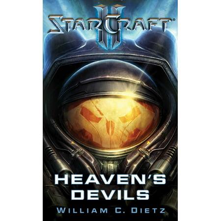 StarCraft II: Heaven's Devils (Starcraft 2 Heart Of The Swarm Tpb)