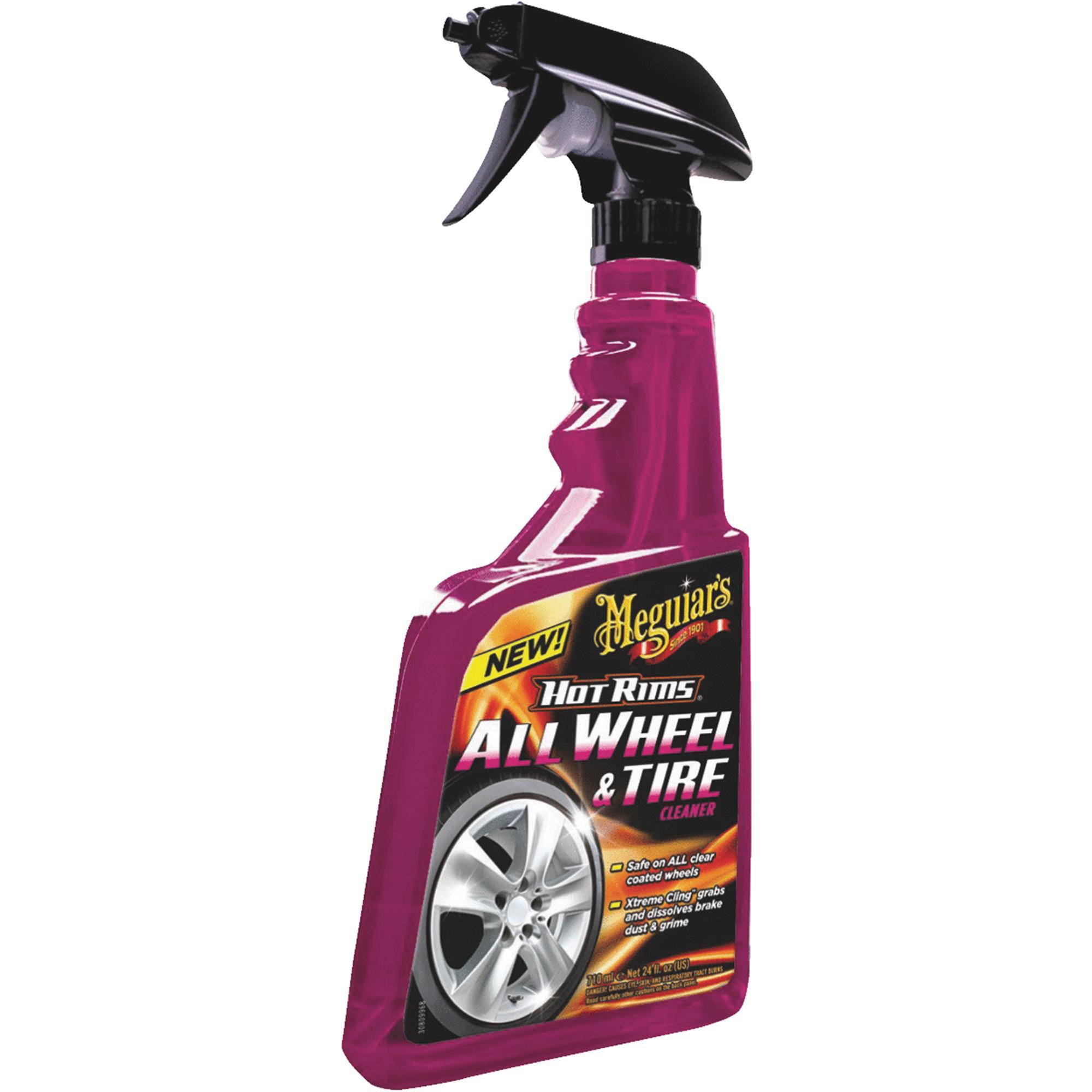 Meguiar's Hot Rims All Wheel Cleaner