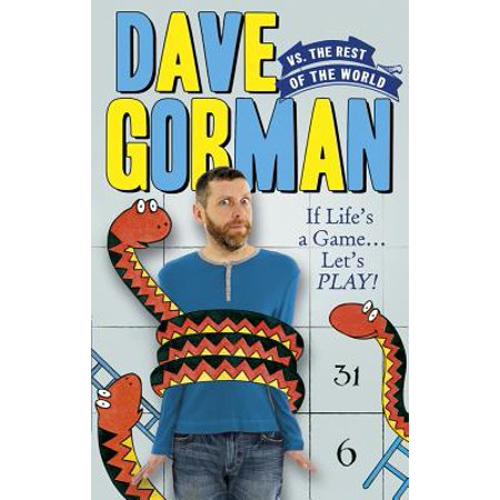 Dave Gorman vs. the Rest of the World : If Life's a Game...Let's