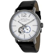 Marc Jacobs Men's Fergus Watch Automatic Mineral Crystal MBM9716