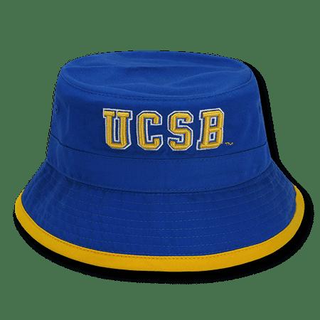 NCAA UCSB University of California Santa Barbara College Freshmen Bucket Caps (University Buckle)