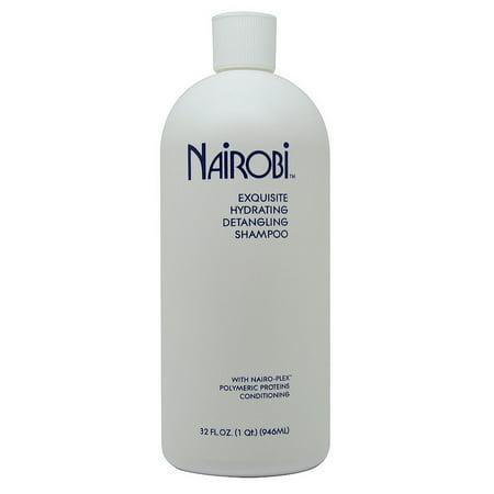 Nairobi Exquisite Hydrating Detangling Shampoo 32 fl. oz. (946 ml) Hydrating Detangling Shampoo