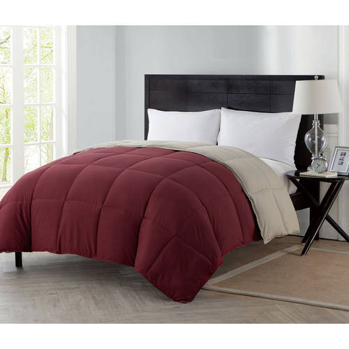 CJ Breeze by Caribbean Joe Reversible Down-Alternative Box-Stitched Bedding Comforter, Multiple Colors Available