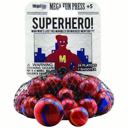Mega Marbles (Super Hero) - Mega Marbles