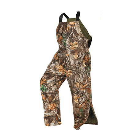 Arctic Shield Camo - Arctic Shield Classic Elite Bibs Realtree Edge Camo Medium