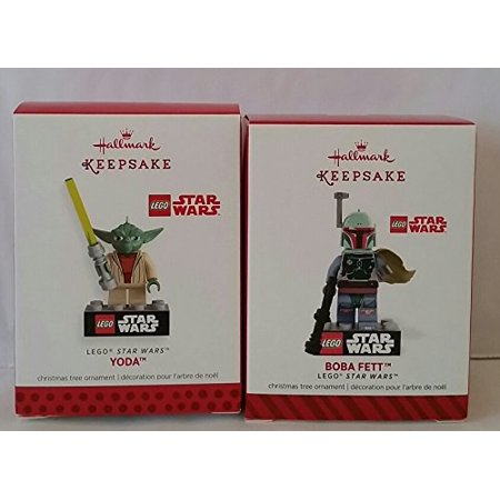 Hallmark Ornament Gift Set of 2 Items - Lego Star Wars](Stars Wars Gifts)