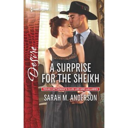 A Surprise for the Sheikh - eBook (The Escape Club Shake For The Sheik)