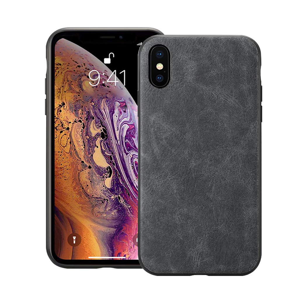Case for iPhone Xs,Ultra Thin Stylish 3 in 1 Hard PC Cover for iPhone Xs 5.8 inch 2018