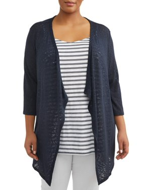 Clothes, Shoes & Accessories Fast Deliver George Ladies Cardigan Size 14 Jumpers & Cardigans