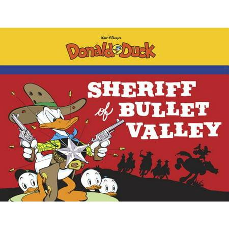 Sheriff of Bullet Valley : Starring Walt Disney's Donald Duck](Donald Duck Halloween Episode)