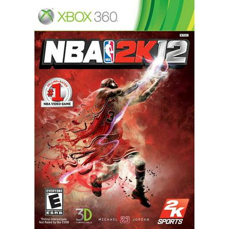 NBA 2K12 - Xbox 360 Video Game (Nba 2k12 Best My Player)