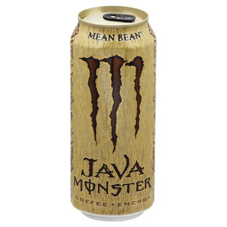 Peachy Monster Java Mean Bean Energy Drink 15 Fl Oz Andrewgaddart Wooden Chair Designs For Living Room Andrewgaddartcom