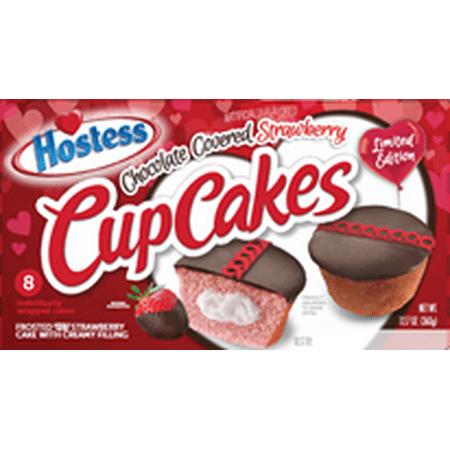 Hostess Chocolate Cupcake Calories