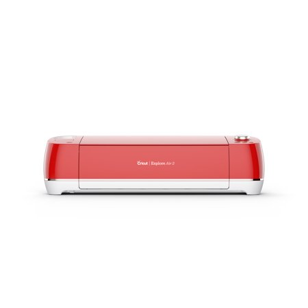 Cricut Explore Air 2 Candy Apple Red Machine Now $179 (Was $249)
