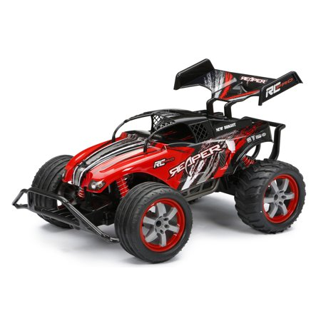 New Bright 1:10 Radio Control Pro Reaper - Red (Wolf Pro Remote Control Car)