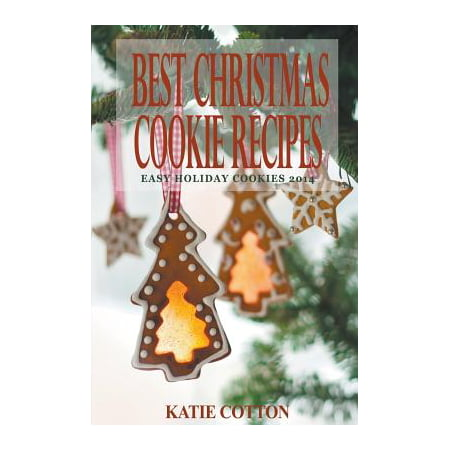 Best Christmas Cookie Recipes : Easy Holiday Cookies 2014