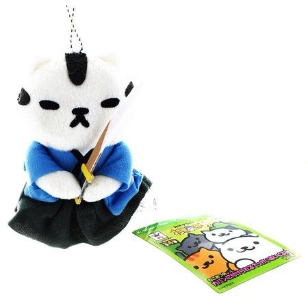 "Neko Atsume: Kitty Collector 6"" Plush: Mr. Meowgi - image 1 of 1"