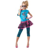Valley Girl Adult Costume