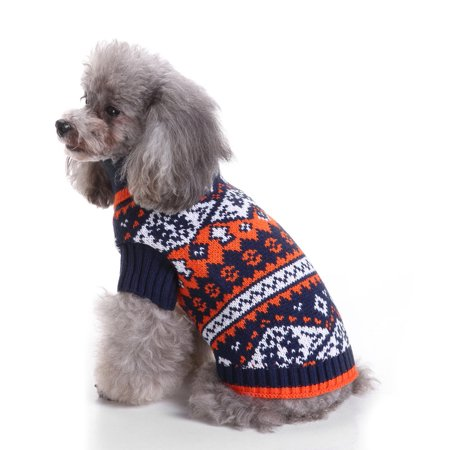 Cute Halloween Fashion Comfortable Pet Clothes Festival Dress Sweater Knitwear (Cute Halloween Pet Names)