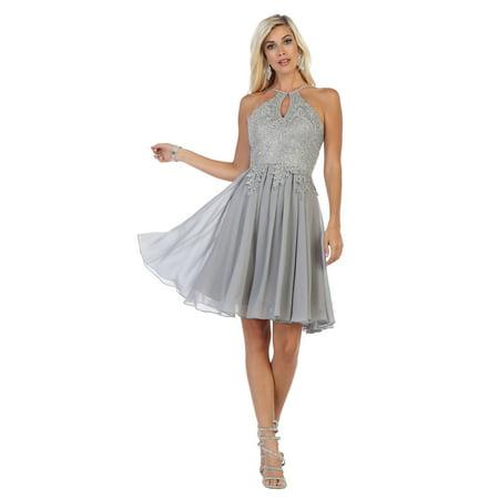 Formal Dress Shops Inc - SEMI FORMAL DANCE CUTE SHORT ...