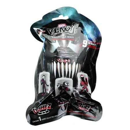 Marvel Venom Domez Blind Bag Collectible Minis - One Random