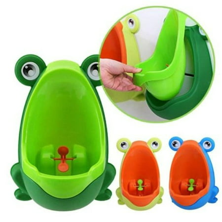 Stupendous Cute Frog Potty Training Urine Urinal Toilet For Kids Children Toddler Baby Boys Pee Trainer Funny Aiming Target Bralicious Painted Fabric Chair Ideas Braliciousco