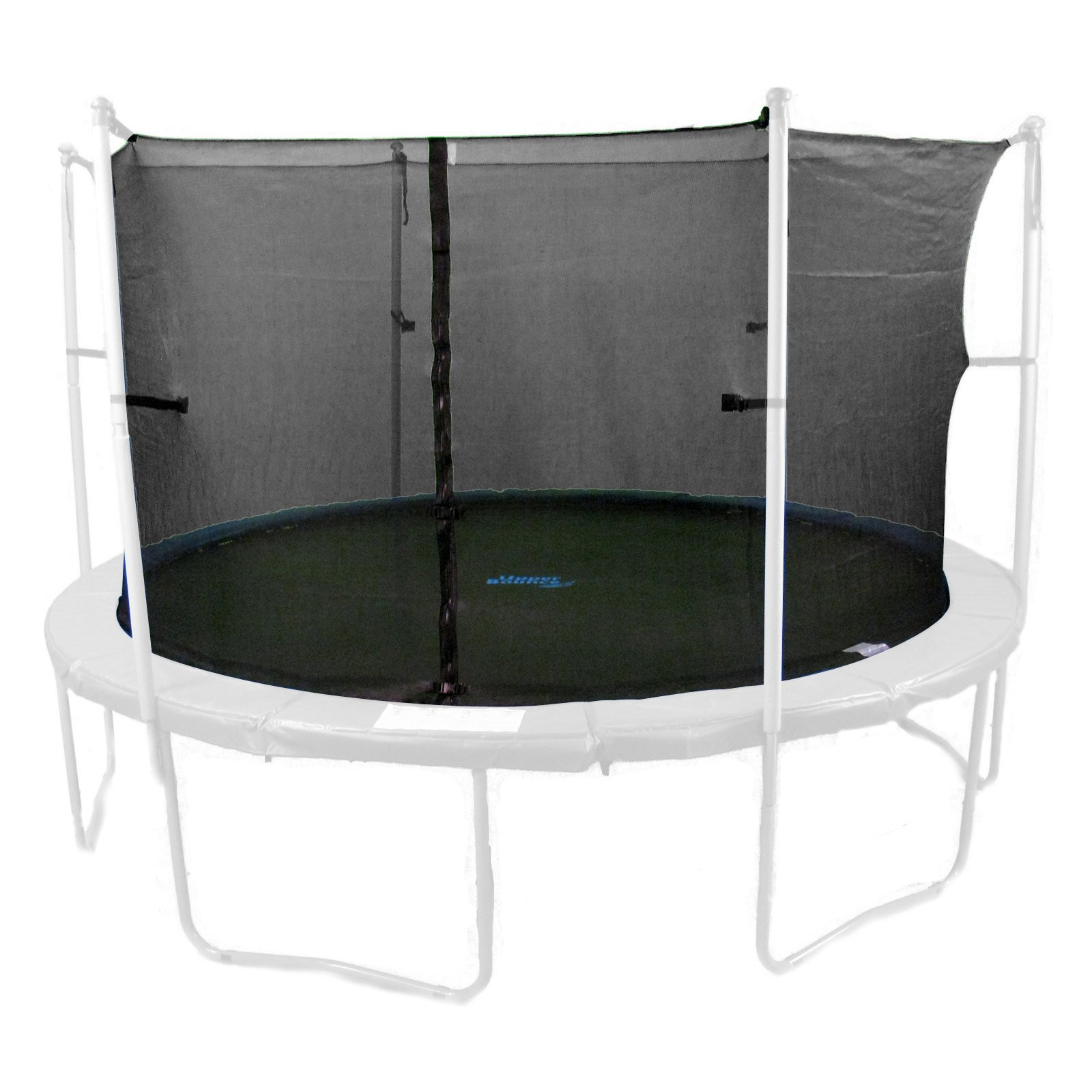 Trampoline Enclosure Safety Net (10 ft. Using 4 Poles or 2 Arches)