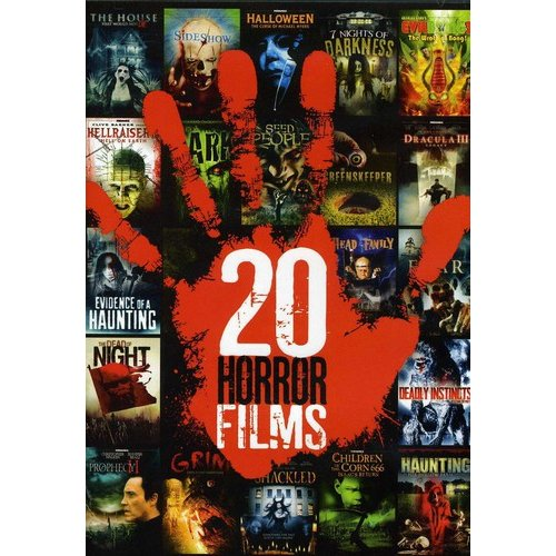 20-Film Horror Vol. 3 [DVD]