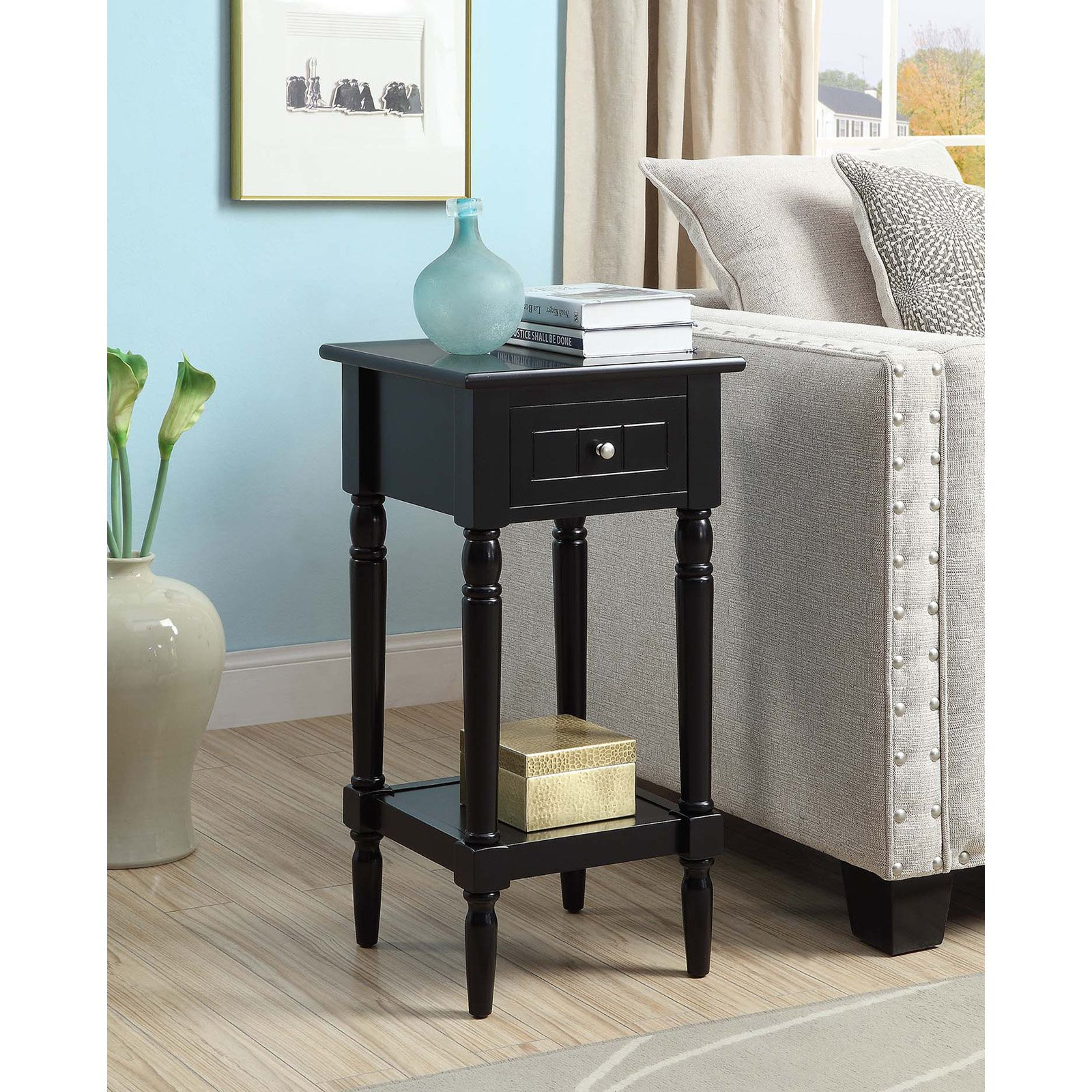Convenience Concepts French Country Khloe Accent Table by Convenience Concepts
