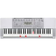 CASIO LK-280 61-Key Lighted USB Keyboard with MP3 Connection, SD Card Slot, and 600 Tones