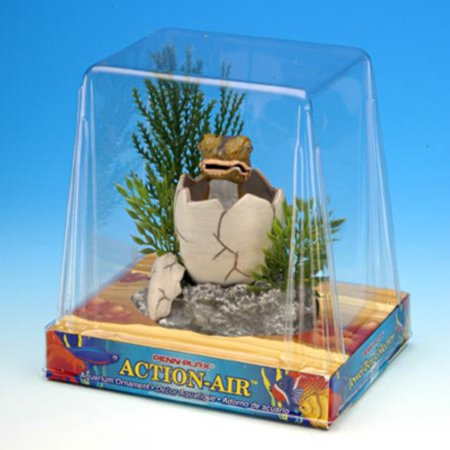 Penn Plax Baby Dino Aquarium Ornament