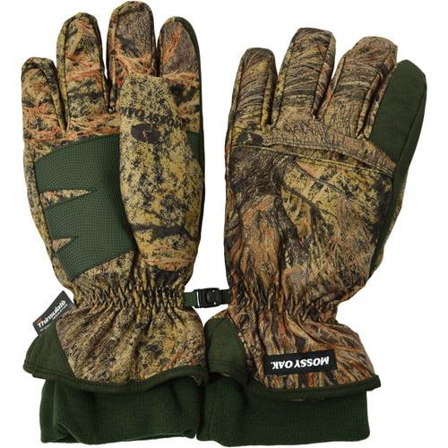 Mossy Oak Heavyweight Gloves, Mossy Oak Brush