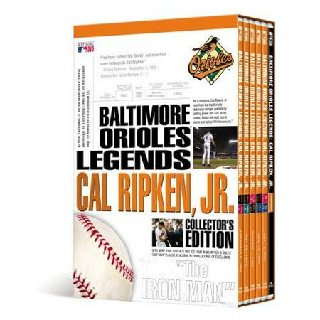 Cal Ripken Jr World Series - MLB: Baltimore Orioles Legends - Cal Ripken Jr.