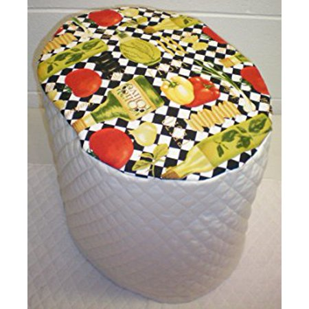 Quilted Italian Kitchen Cover For Keurig K2 0 K200 Coffee Brewing System  Cream