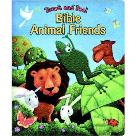 Touch and Feel Bible Animal Friends - Halloween Touch And Feel Story
